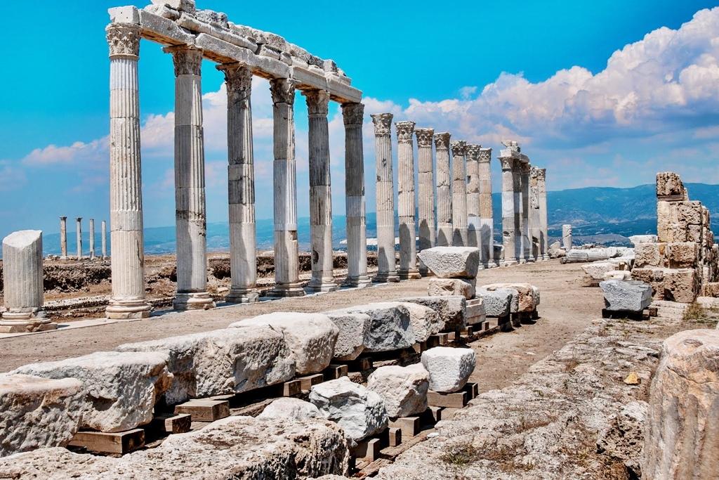 Laodikya Antik Kenti Resimleri