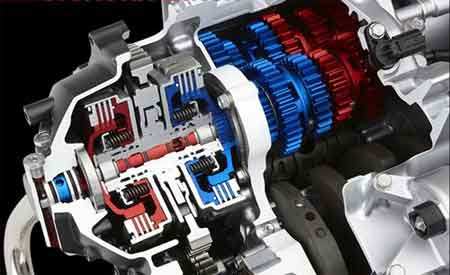 Teknologi dual clutch transmission