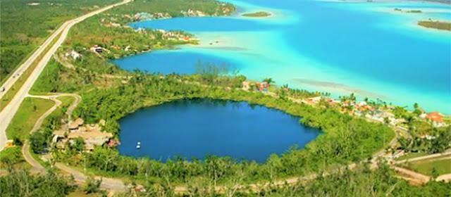 Adrenalia en Bacalar, Quintana Roo