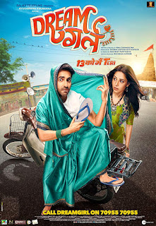 Dream Girl (2019) Full Movie Download HDRip 720p || Movies Counter