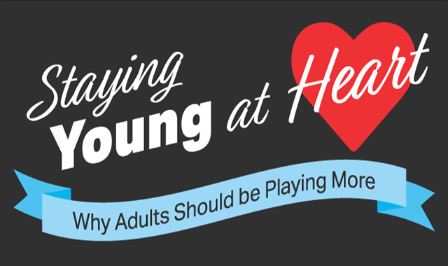 Staying Young at Heart: Why Adults Should be Playing More
