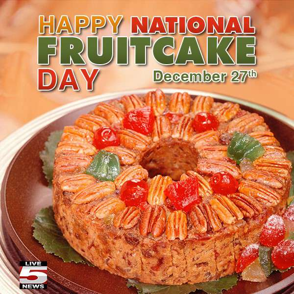National Fruitcake Day Wishes Images download