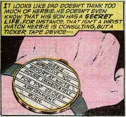 Slay, Monstrobot of the Deep!!: Herbie Popnecker Invented
