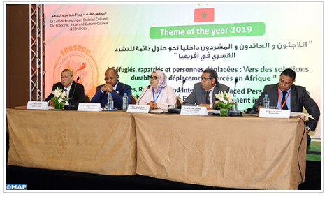 افريقيا .. الدعوة في الدار البيضاء لحماية حقوق المهاجرين واللاجئين و النازحين