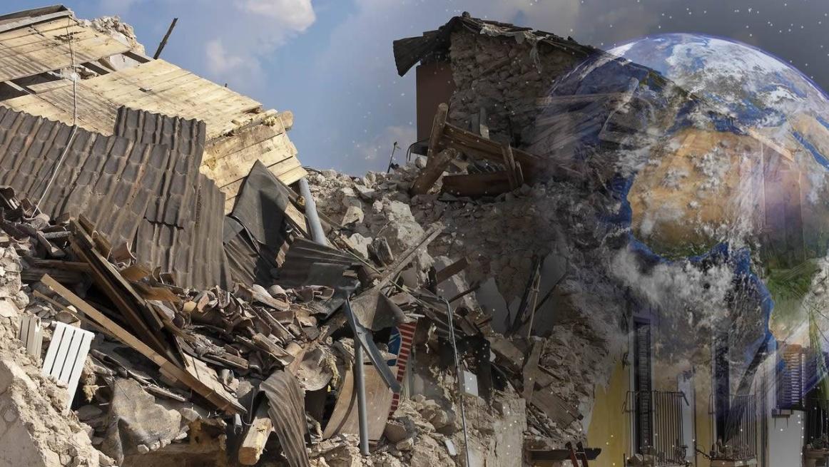 Cambio Rotazione della Terra: aumento di Grandi Terremoti nel 2018