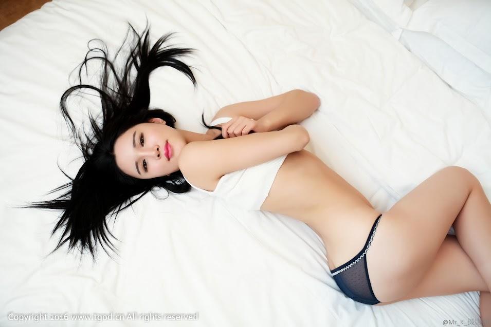TGOD推女神 NO153 2016.05.28 小幸运Real Street Angels