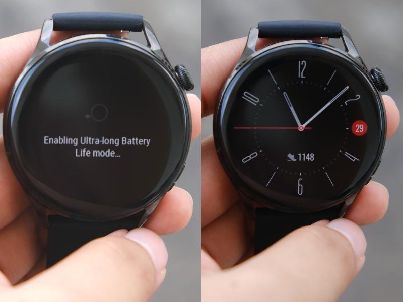 Patty Villegas - The Lifestyle Wanderer - Huawei - Watch 3 - Ultra Long Battery Life