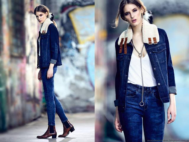 Ropa de mujer de moda otoño invierno 2016 Kosiuko.