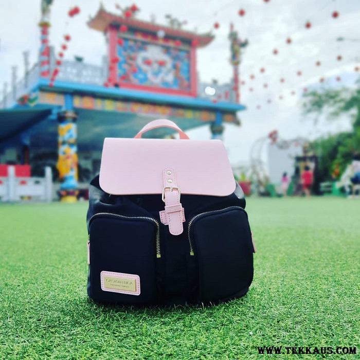 BlackPink Gaston Luga Backpack Design