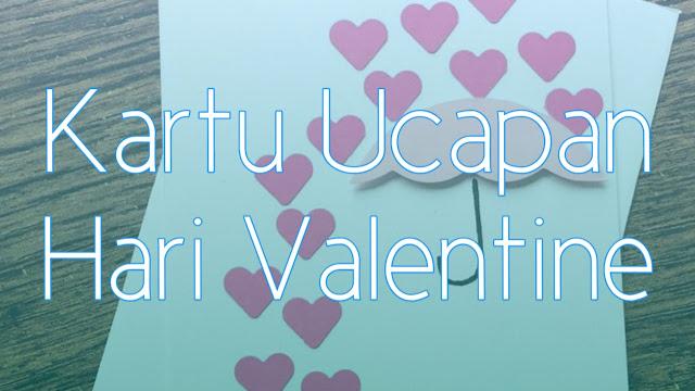 Template Gambar Kartu Ucapan Hari Valentine 14 Februari 2021