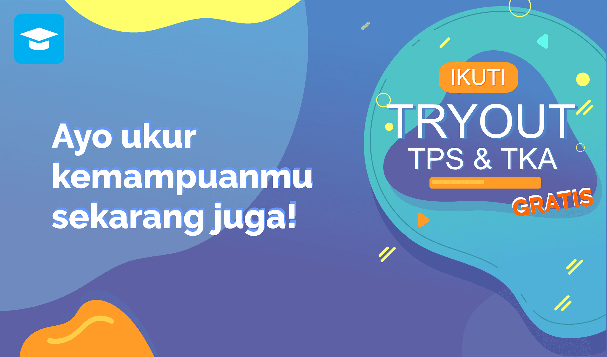 Tryout TPS dan TKA Gratis