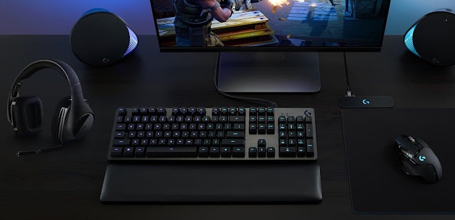 Amazon discounts up to 37% off on various Logitech G gaming accessories