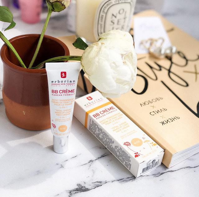 Тонирующий крем Erborian BB Cream spf 20 в оттенке Nude
