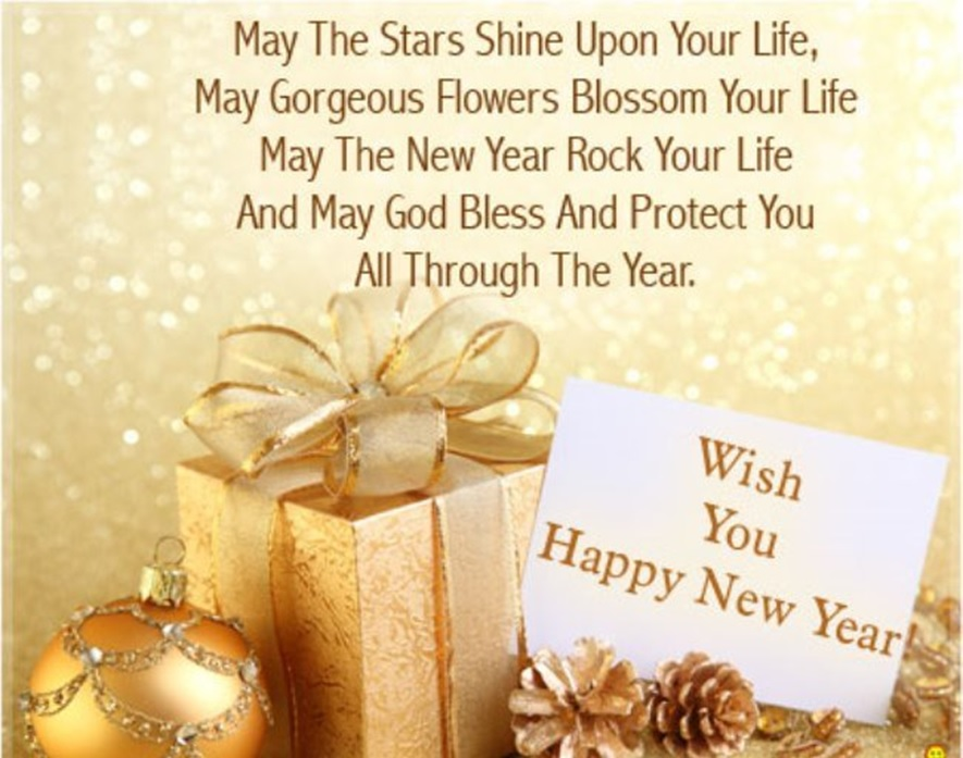 happy new year images wishes messages quartes