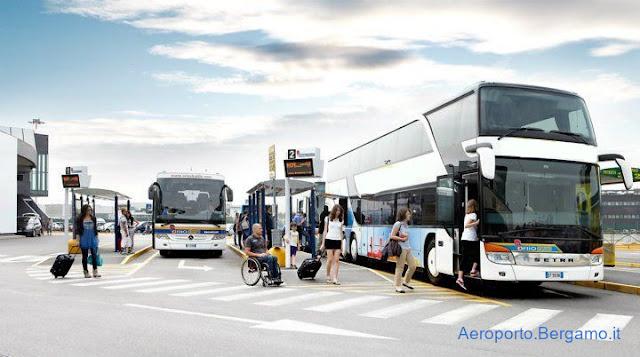 Aeroporto Bergamo Milano Centrale Navette Shuttle