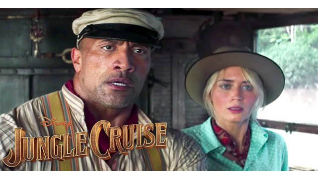 Jungle Cruise (2020) Hindi | English Full Movie Download Free
