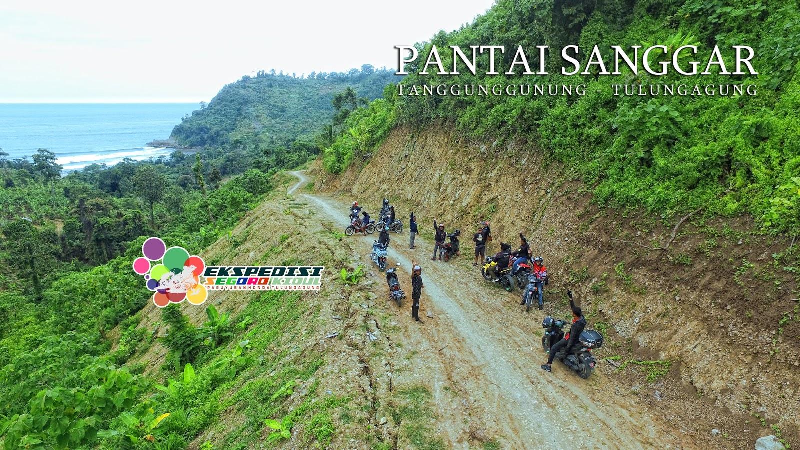 Info Akses Jalan Menuju Pantai Sanggar | Ekspedisi Segoro ...