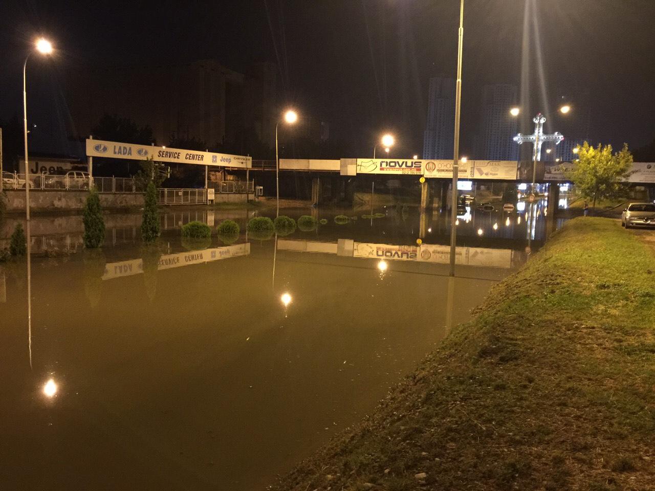Skopje Wetter