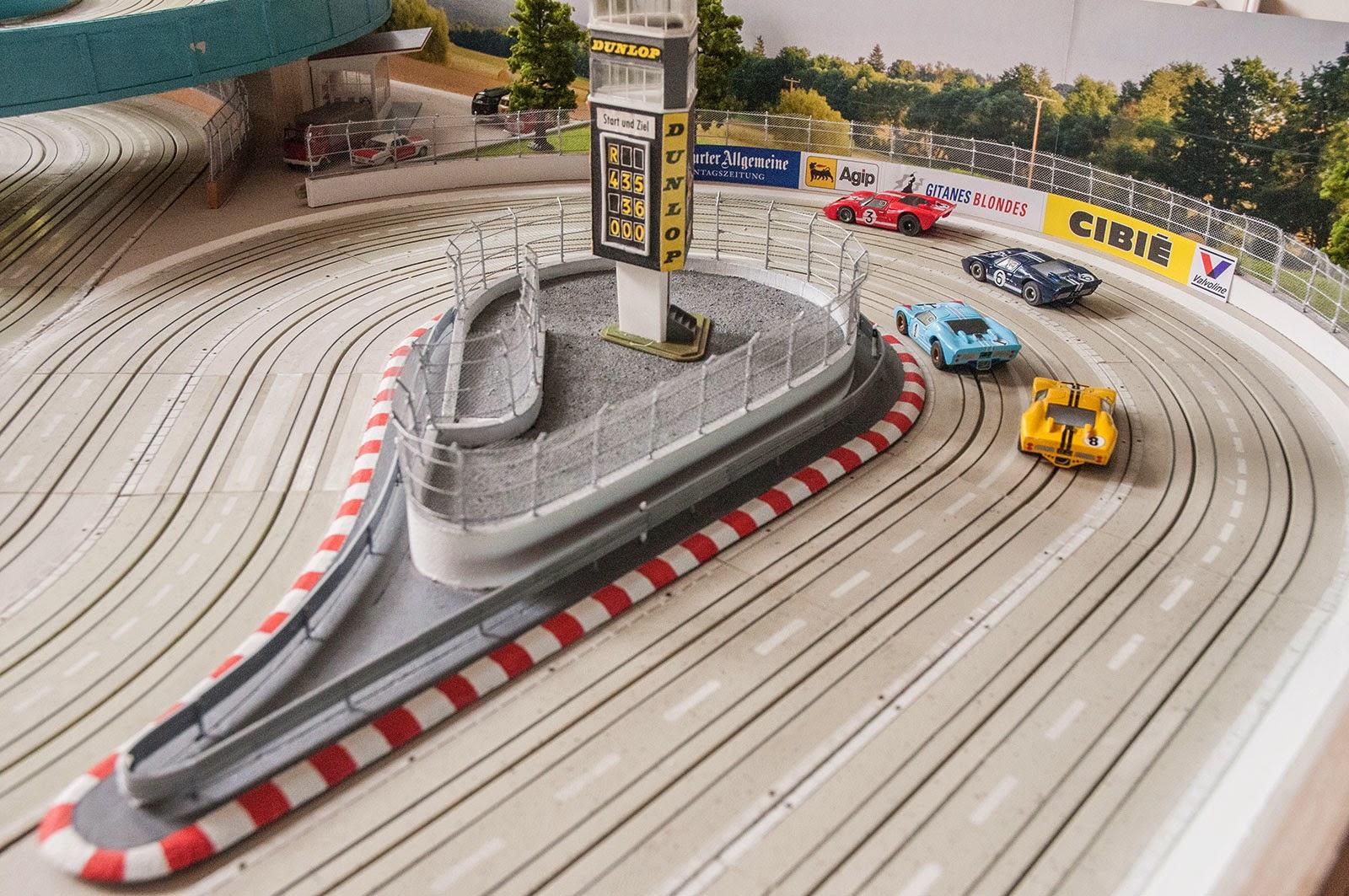 Ford Slot Cars