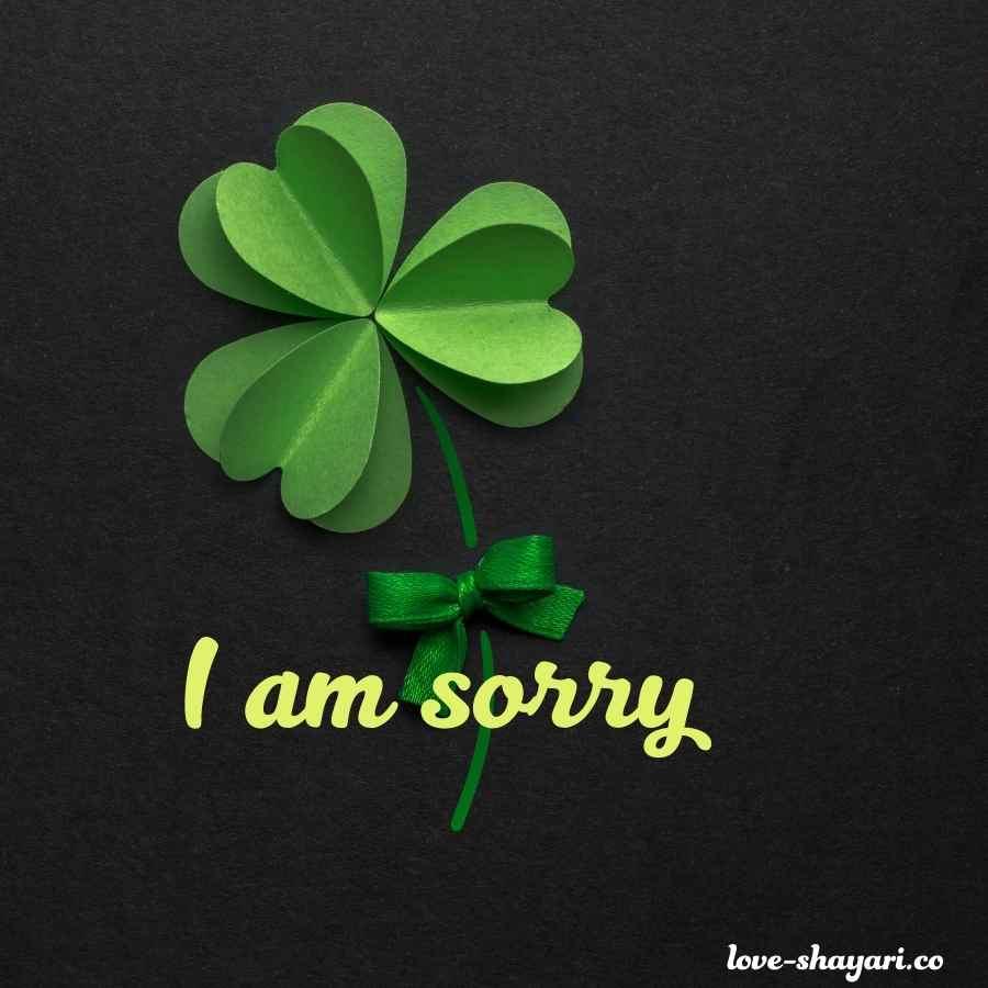 i am sorry cute images