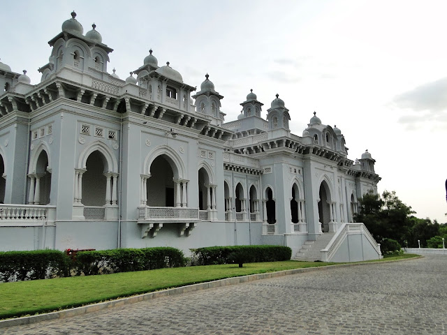 Falaknuma Palace - Hyderabad