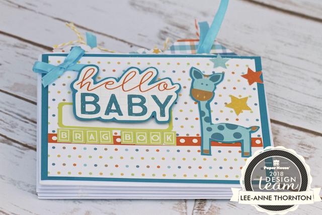 Love The Journey Baby Mini Brag Book