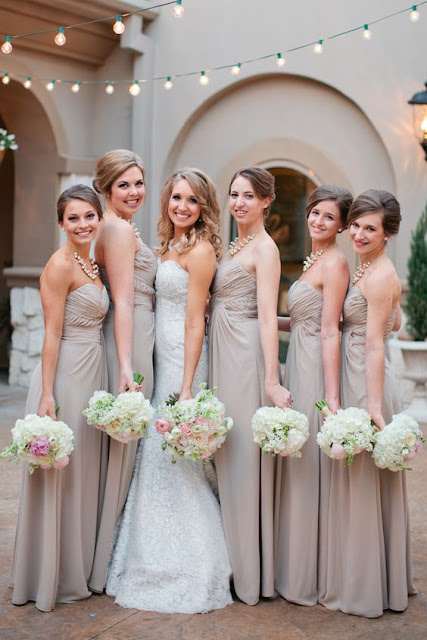 The PERFECT wedding palette