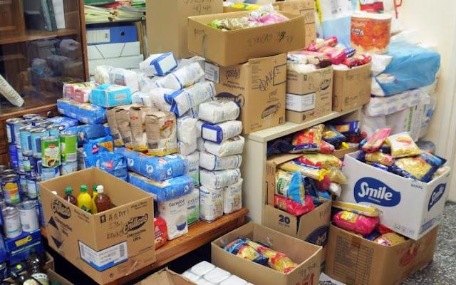 O Σύλλογος Καρκινοπαθών Αργολίδας συγκεντρώνει τρόφιμα για ανθρώπους που παλεύουν με τη ασθένεια και τη φτώχεια