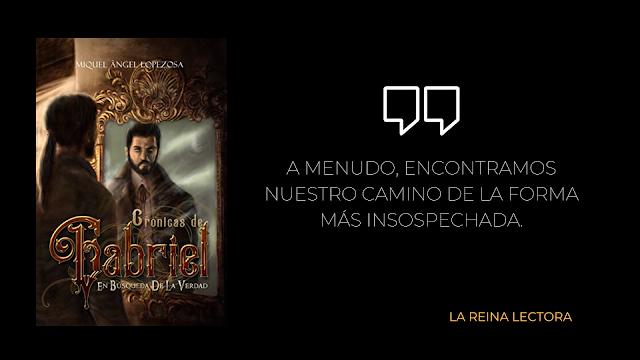 reseña libro fantasía Crónicas de gabriel Miquel Ángel Lopezosa