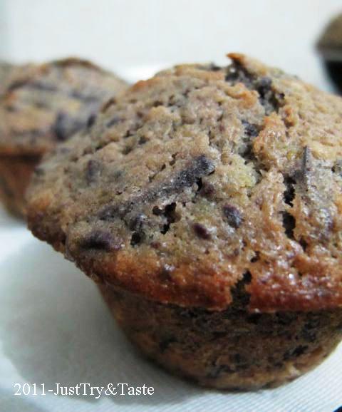 Resep Muffin Ubi Jalar Ungu