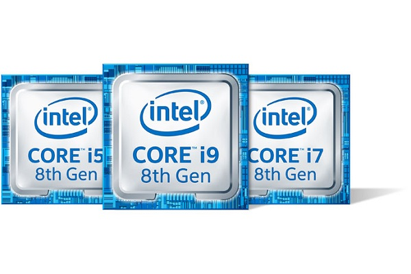 Intel debuts 8th Gen Core i5, i7 and i9 processors