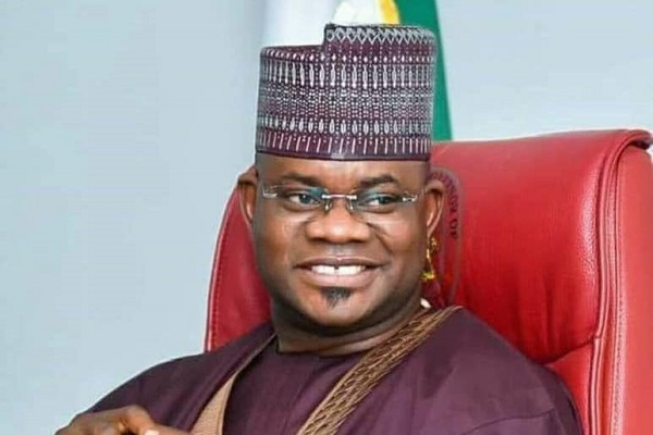 Appeal Court affirms Yahaya Bello's election as Kogi State Governor