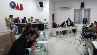 Câmara de Guarabira aprova mais dois meses de licença para Zenóbio Toscano
