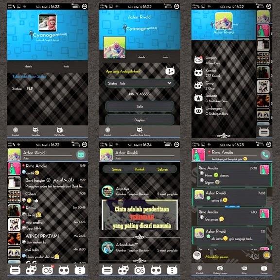 MOD BBM Cyanogen