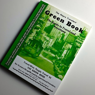 """The Green Book"": photo by Cliff Hutson"