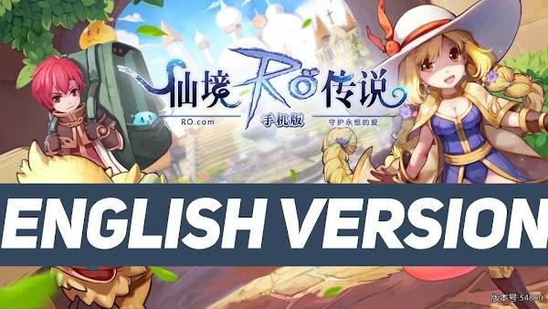 Download Ragnarok Eternal Love Apk Mobile English Version