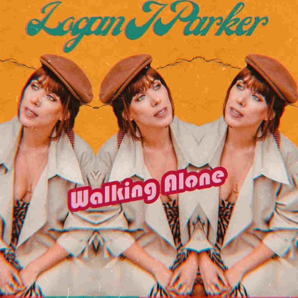 O novo single de Logan J Parker, 'Walking Alone', está pronto para pré-venda.