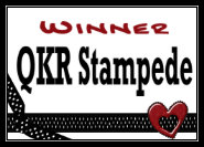 Winner QKR Stampede for Old Guys Rule