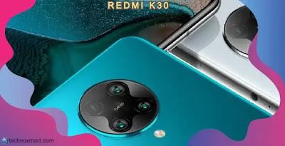 redmi k30 pro launch