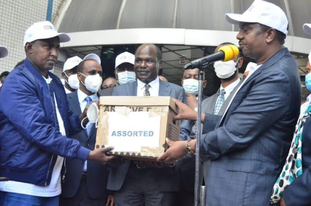 BBI referendum signatures given to IEBC