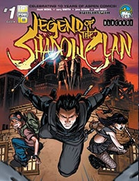 Legend of the Shadow Clan Comic
