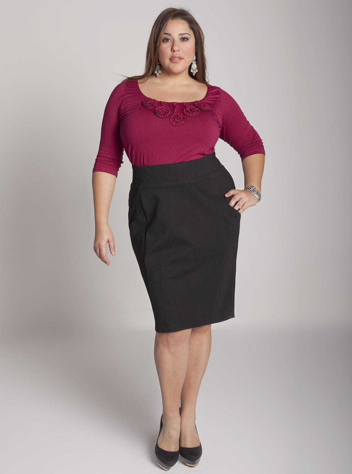 Model Dress Pendek Untuk Tubuh Gemuk Terbaru