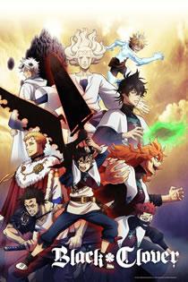 Anime Black Clover Dublado