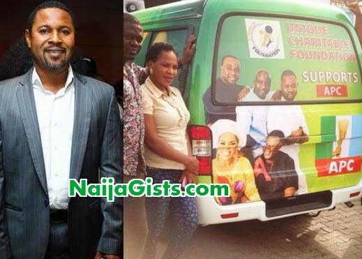 saidi balogun nollywood politics