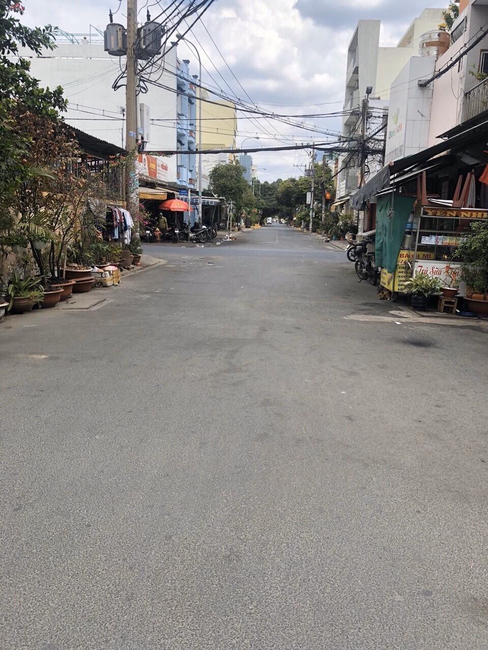 Bán nhà Mặt tiền đường Trần Thủ Độ phường Phú Thạnh quận Tân Phú giá 3 tỷ 300