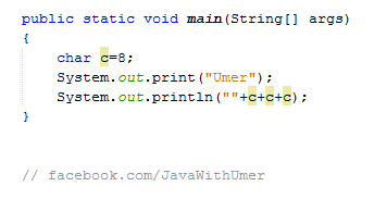 Mystery of this code is explained