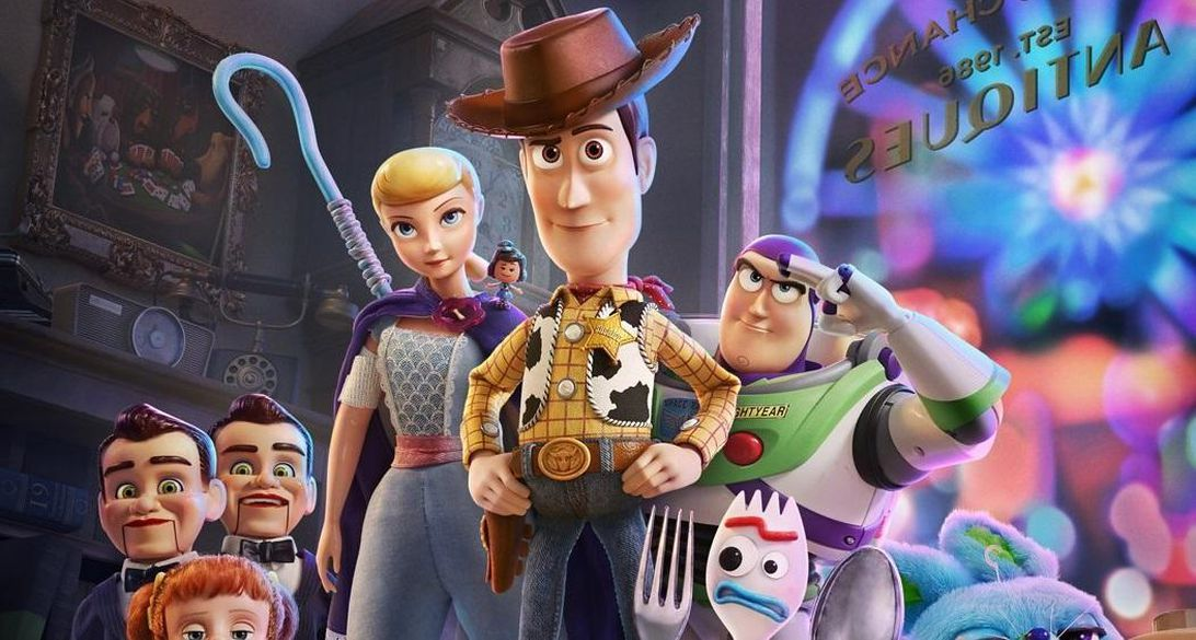Toy Story 4 has several scenes after the credits