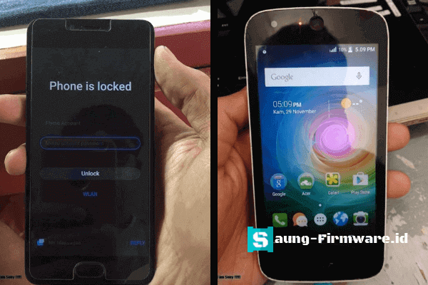 Remove Flyme Account Meizu M5c M710H _ by UFI