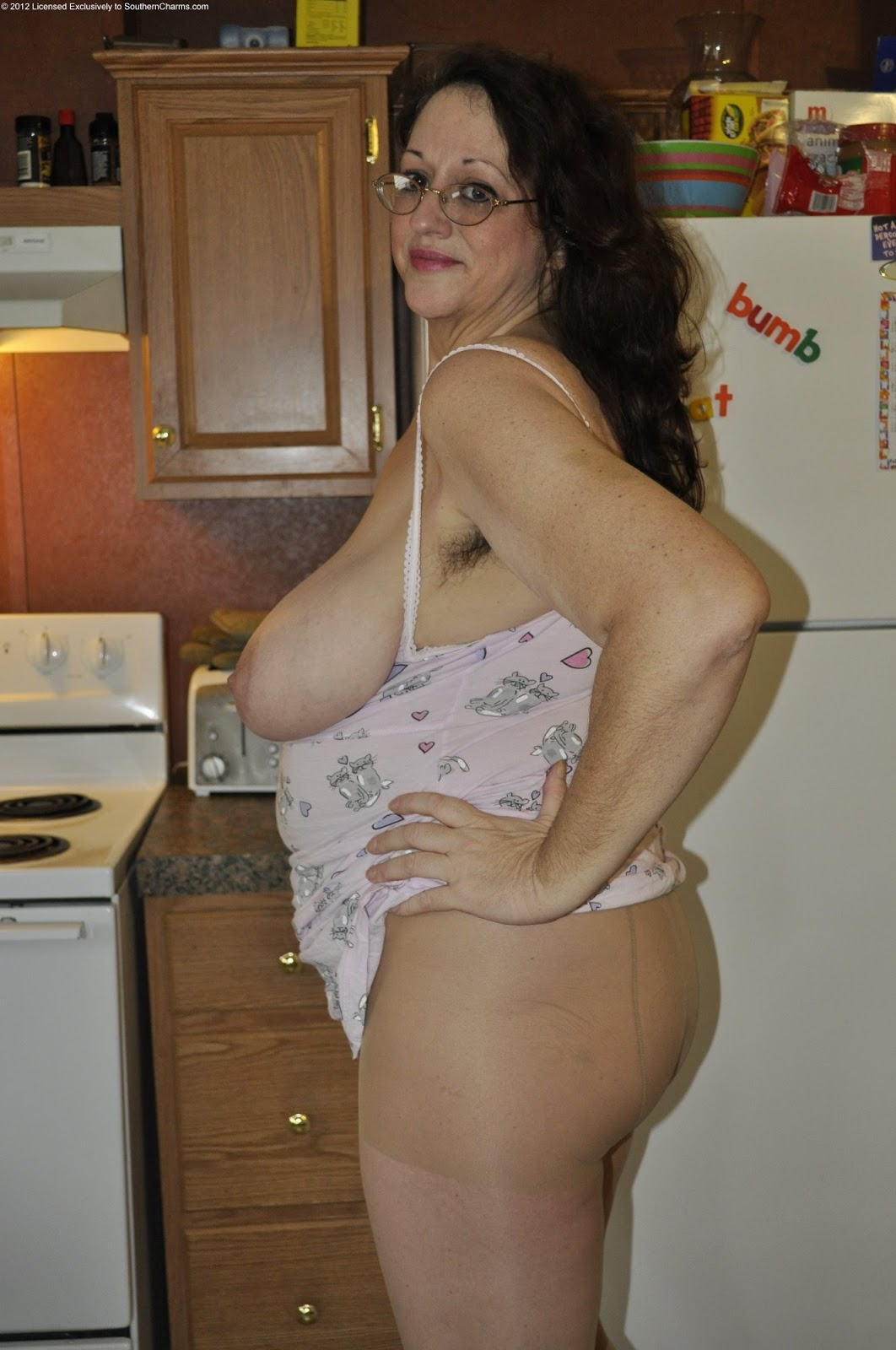 Big Hairy Mature Women