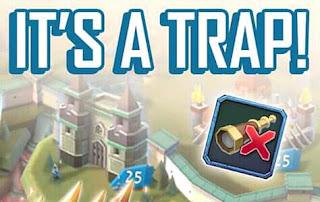 Cara Membuat Akun Traps Lords Mobile